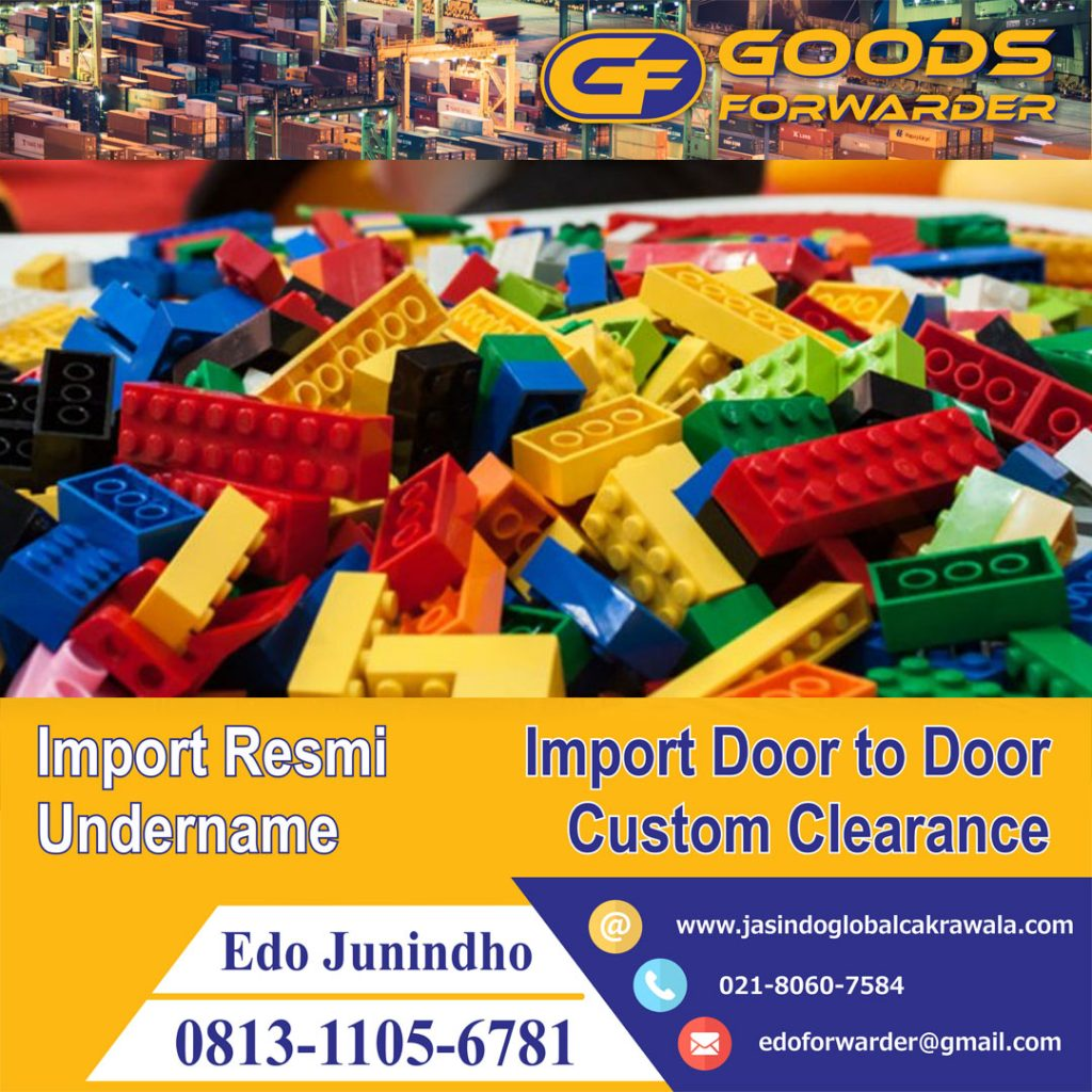 Import mainan