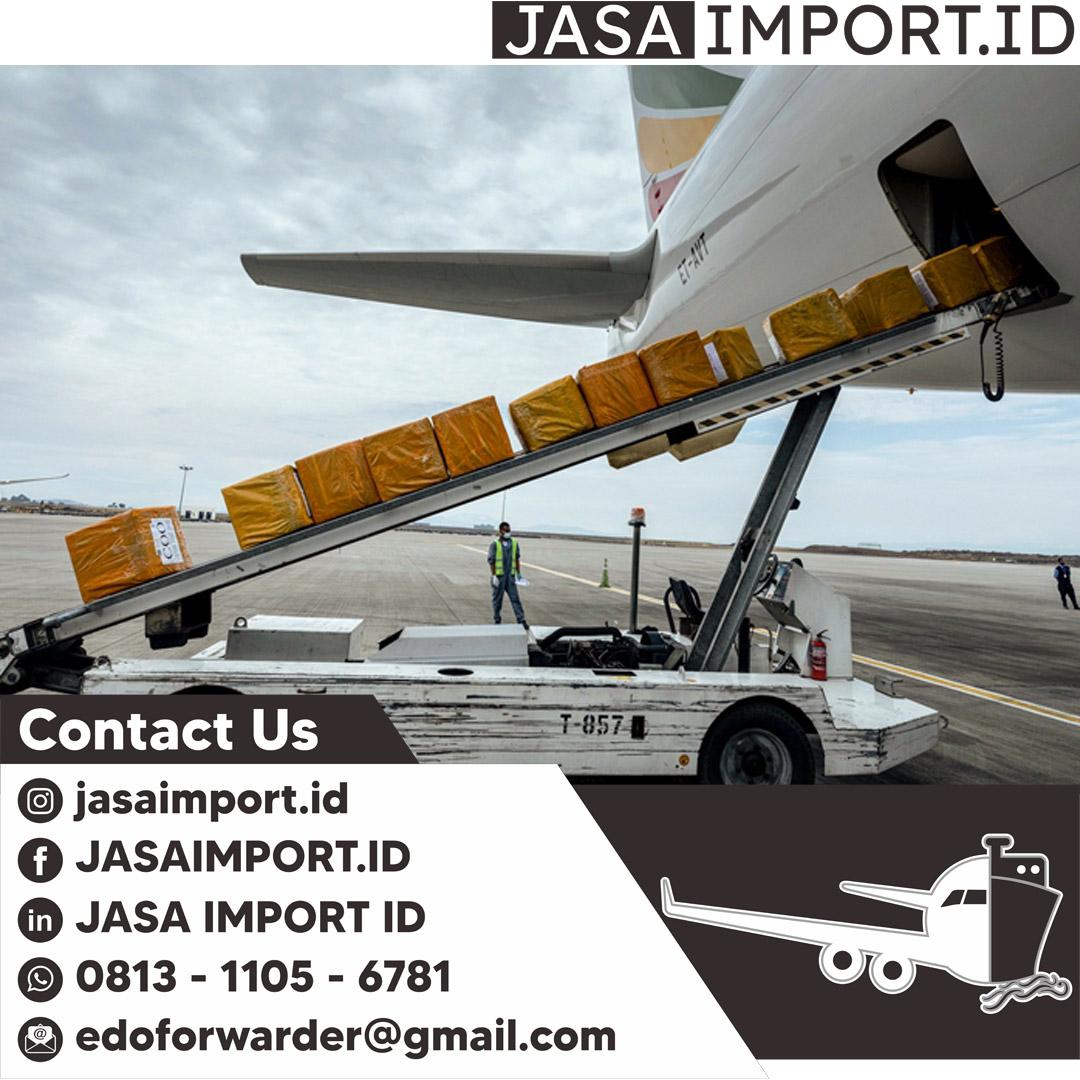 JASA IMPORT DOOR TO DOOR | BY AIR & SEA | JGC CARGO | 081311056781