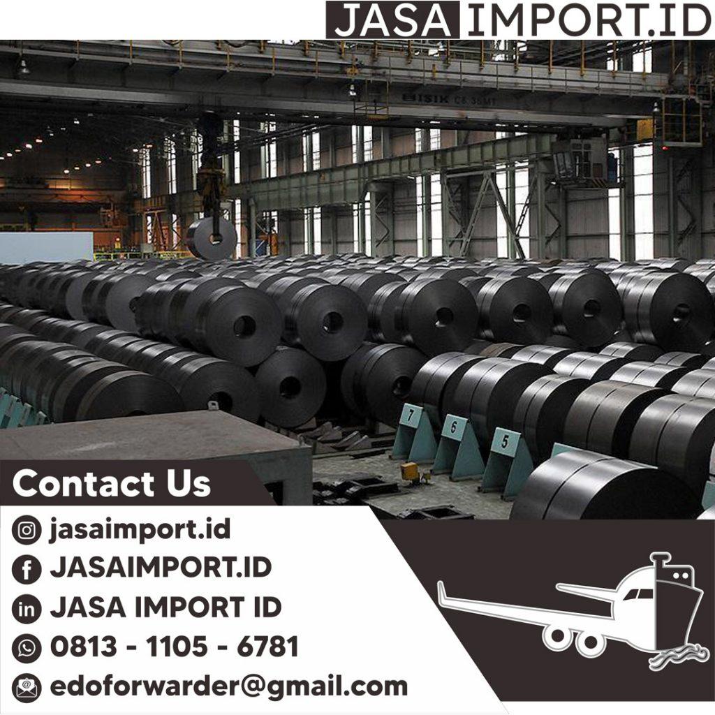 JASA IMPORT ALUMINIUM COIL   JGC CARGO   081311056781