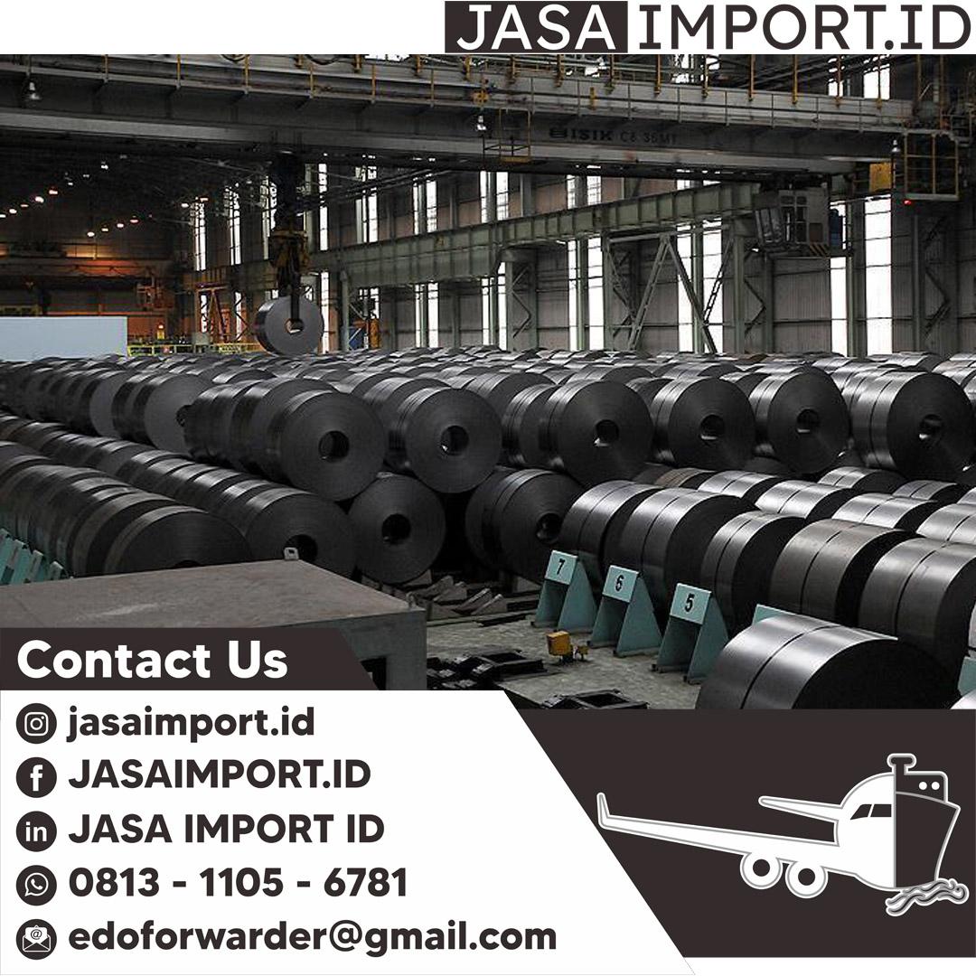 JASA IMPORT ALUMINIUM COIL | JGC CARGO | 081311056781