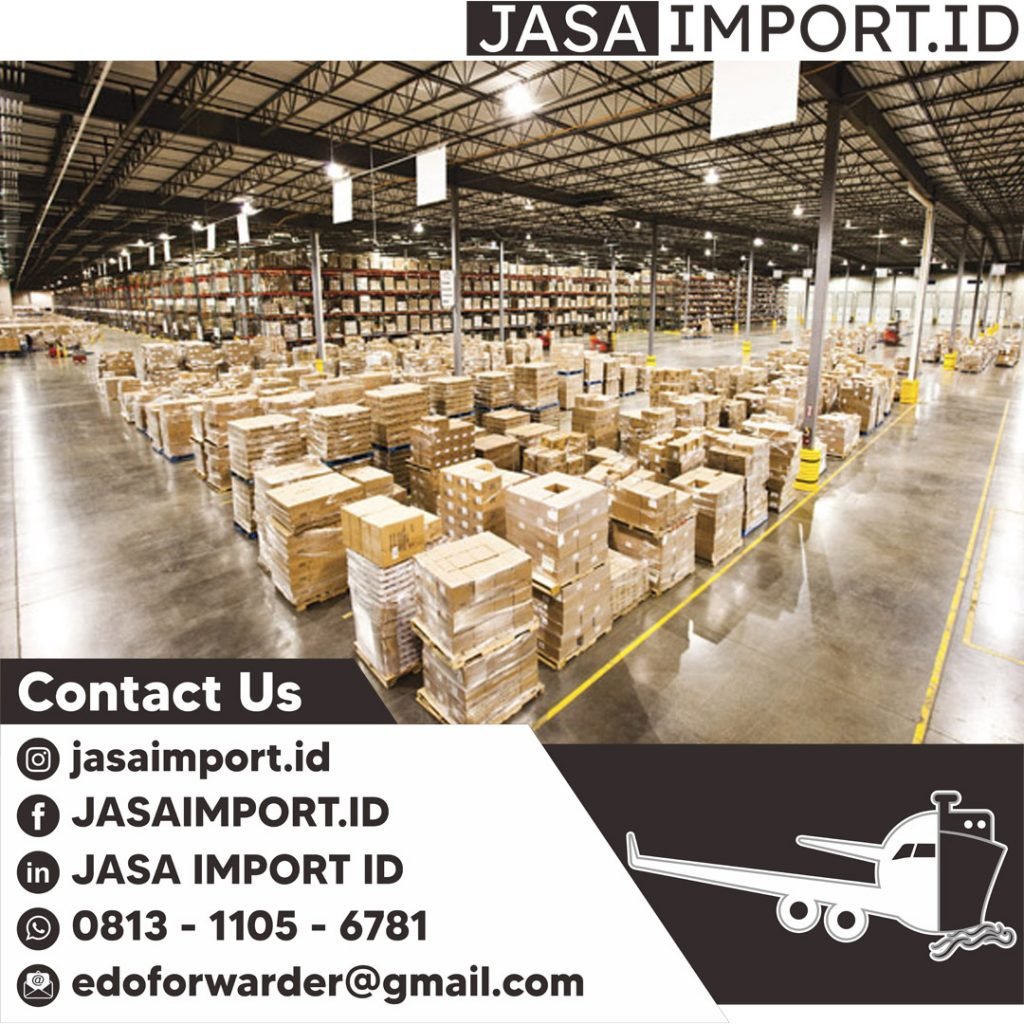Jasa Import Resmi Dan Import Door to Door | Jasaimport.id