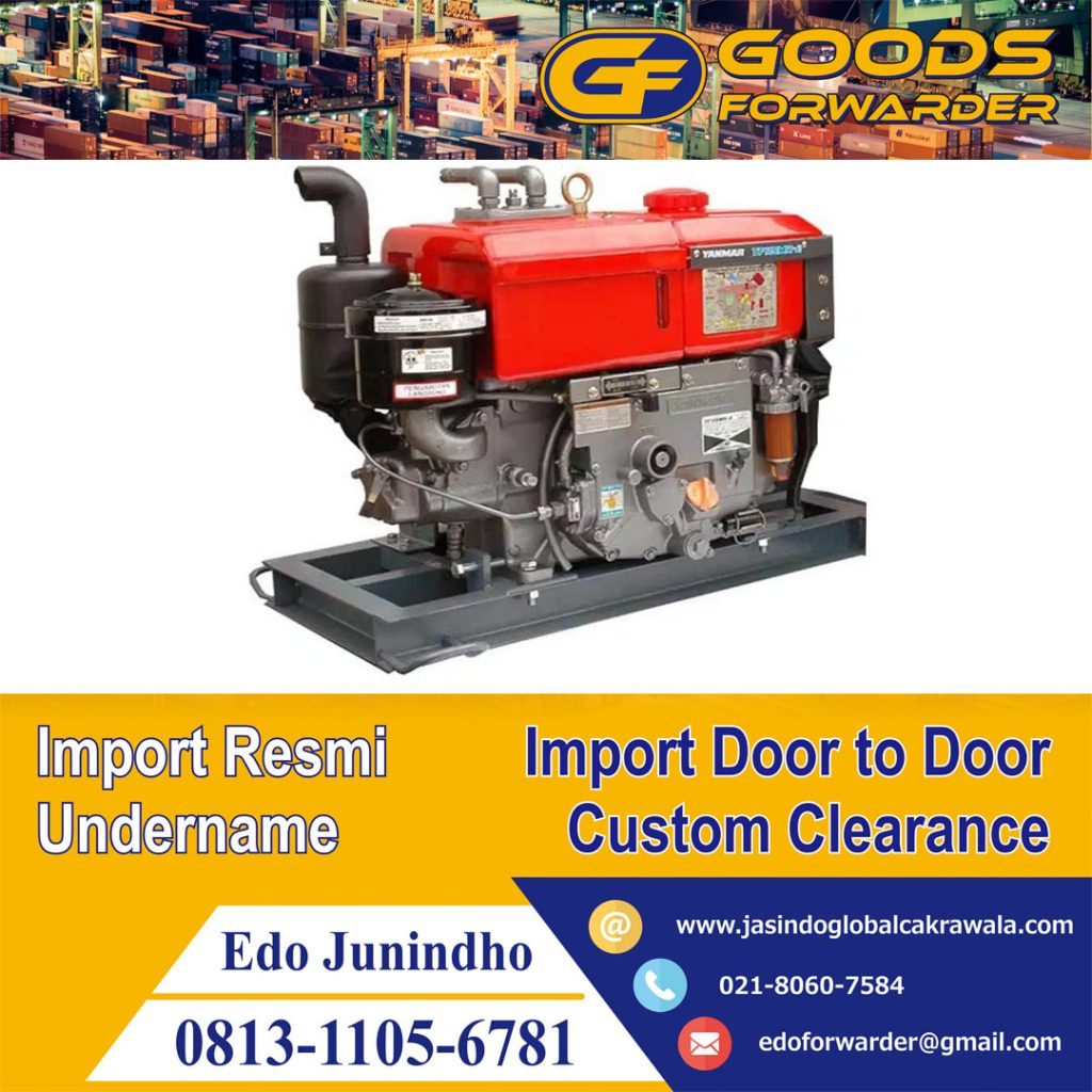 jasa import mesin diesel