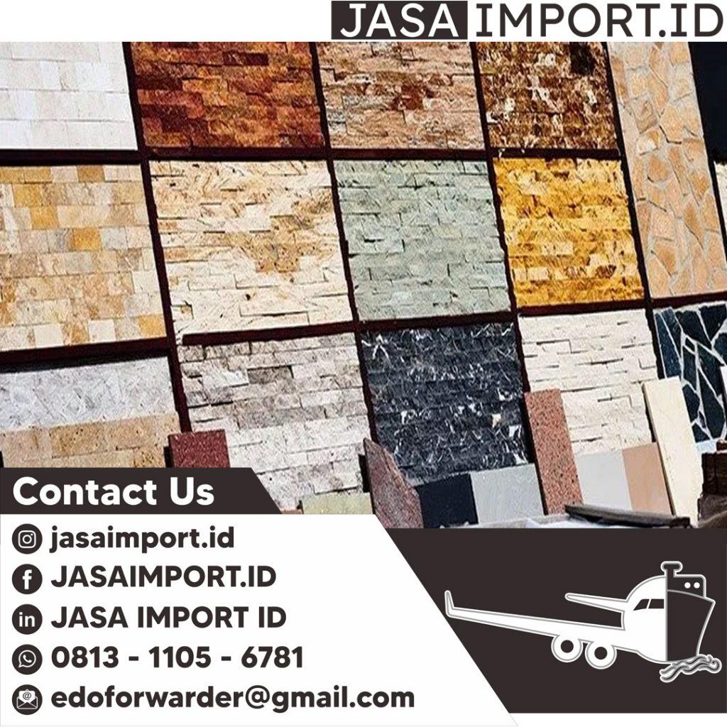JASA IMPORT KERAMIK | JGC CARGO | 081311056781