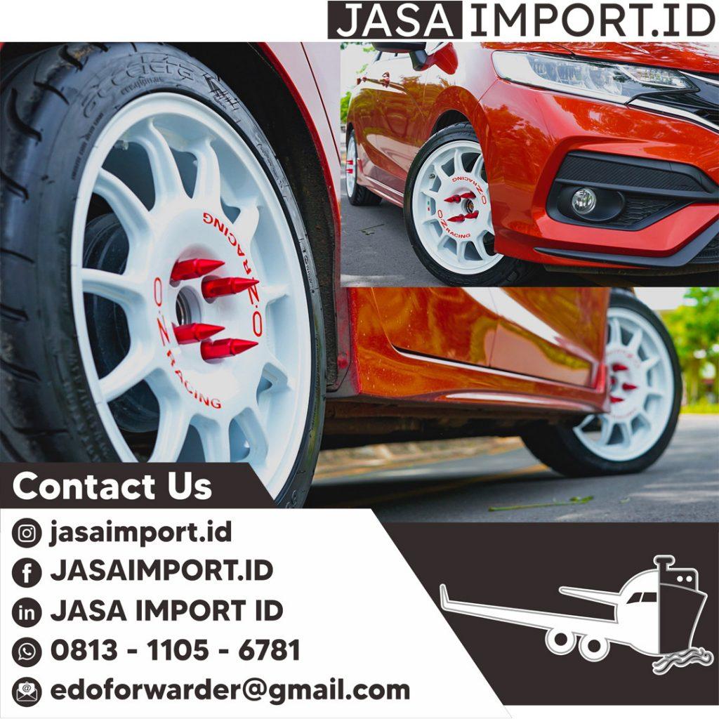 JASA IMPORT AKSESORIS MOBIL | JGC CARGO | 081311056781