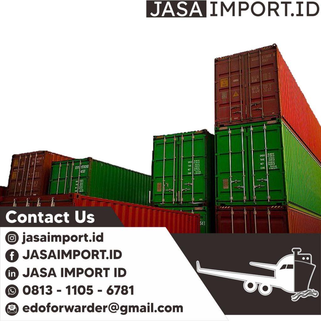 JASA IMPORT RESMI FCL & LCL | JGC CARGO | 081311056781