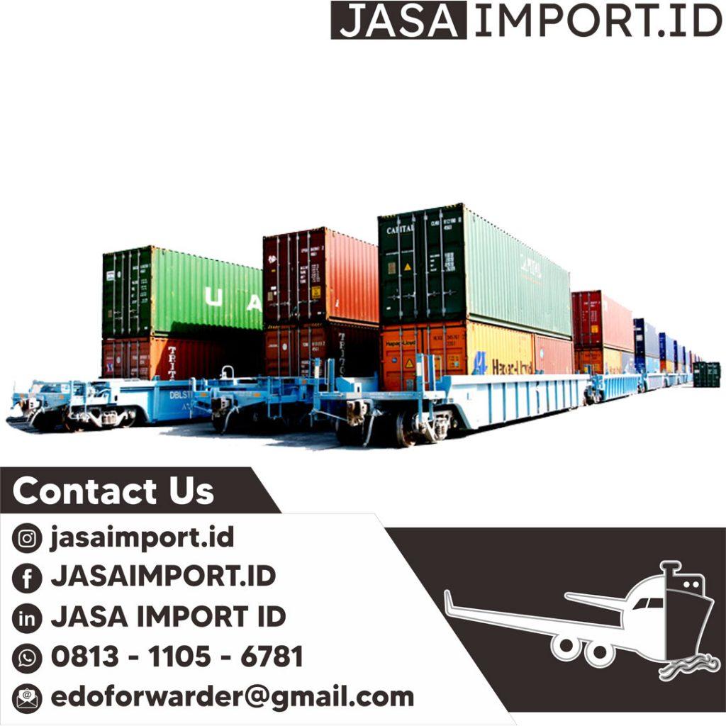 JASA IMPORT RESMI | BORONGAN | JGC CARGO | 081311056781