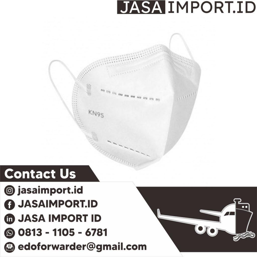 JASA IMPORT MASKER | JGC CARGO | 081311056781