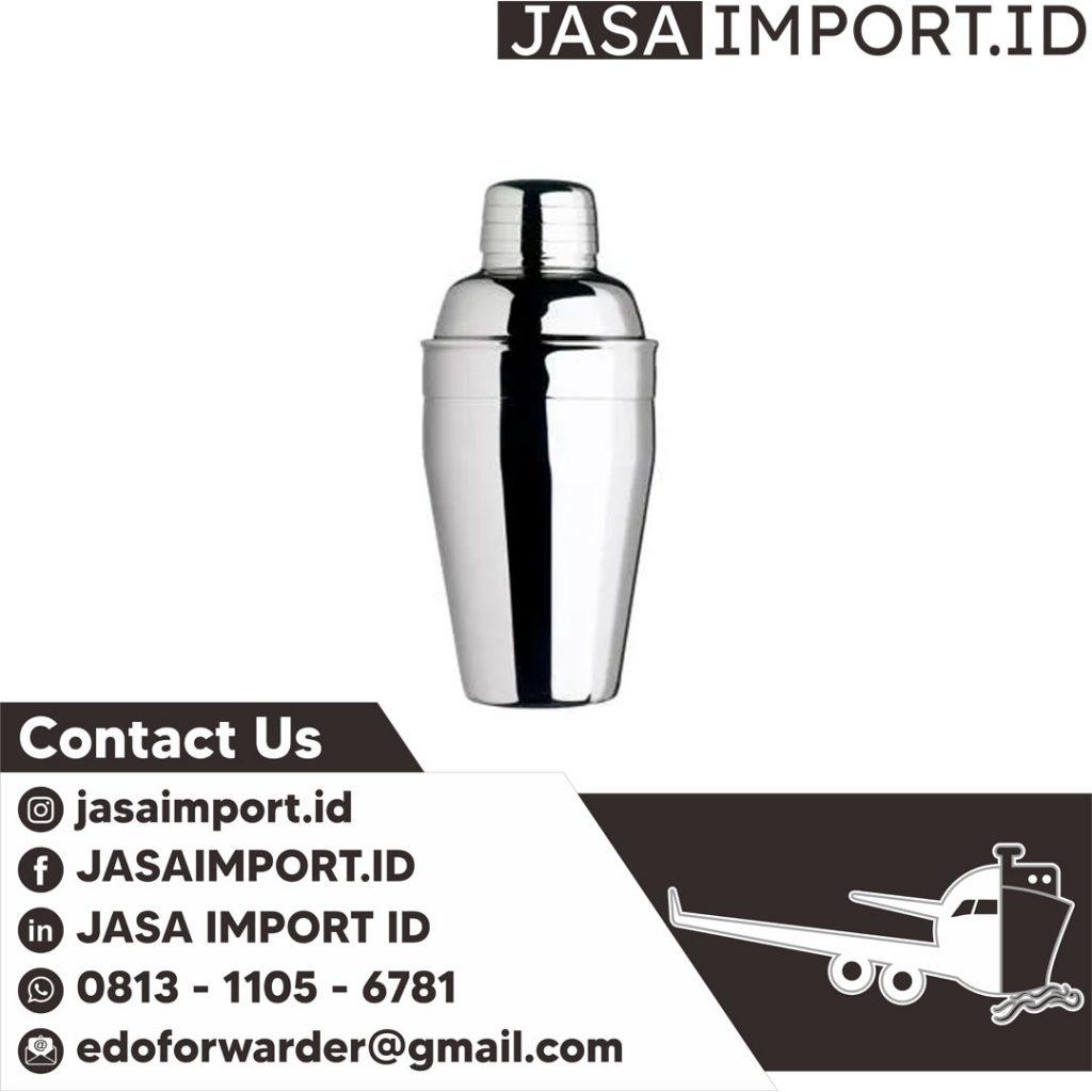 JASA IMPORT BOTOL SHAKER | JGC CARGO | 081311056781