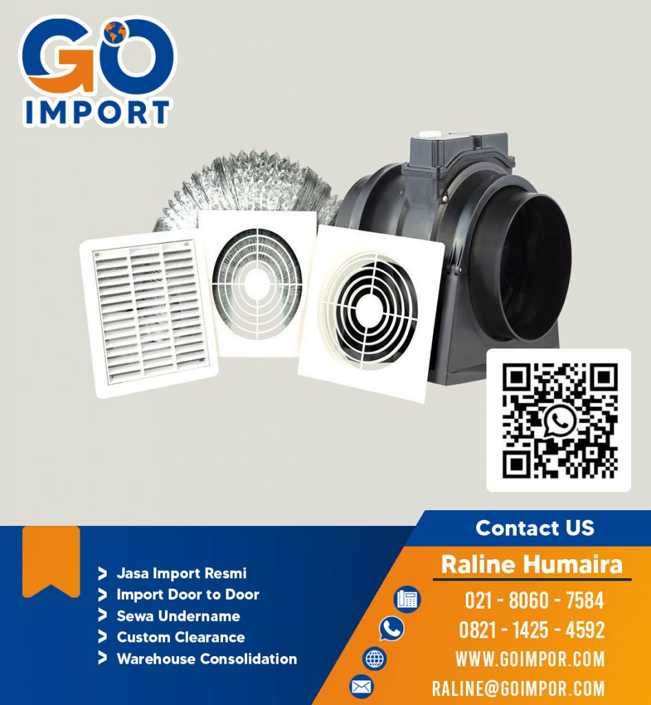 JASA IMPORT HEXOS FAN | JGC CARGO