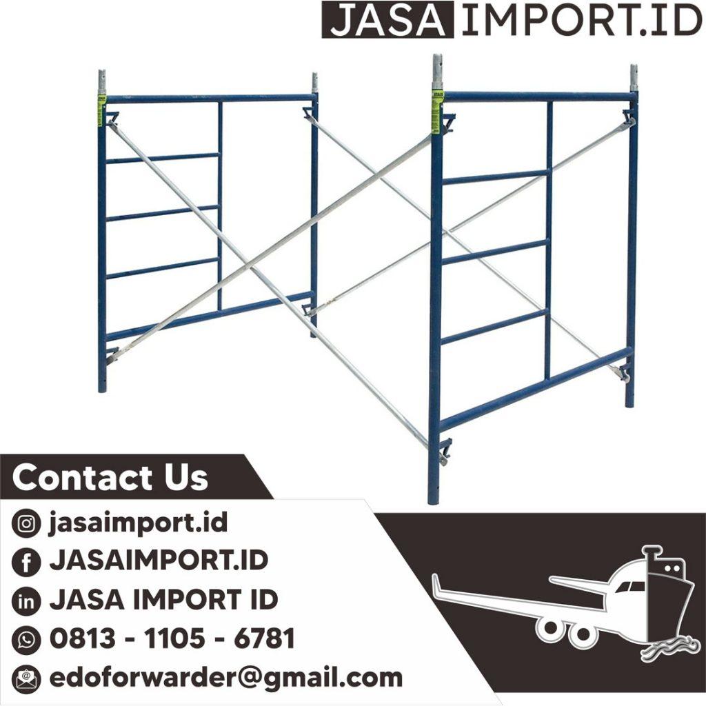 JASA IMPORT SCAFFOLDING | JGC CARGO | 081311056781