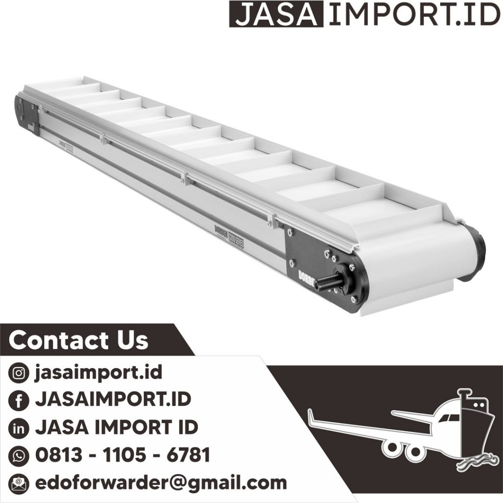 JASA IMPORT CONVEYOR | JGC CARGO | 081311056781