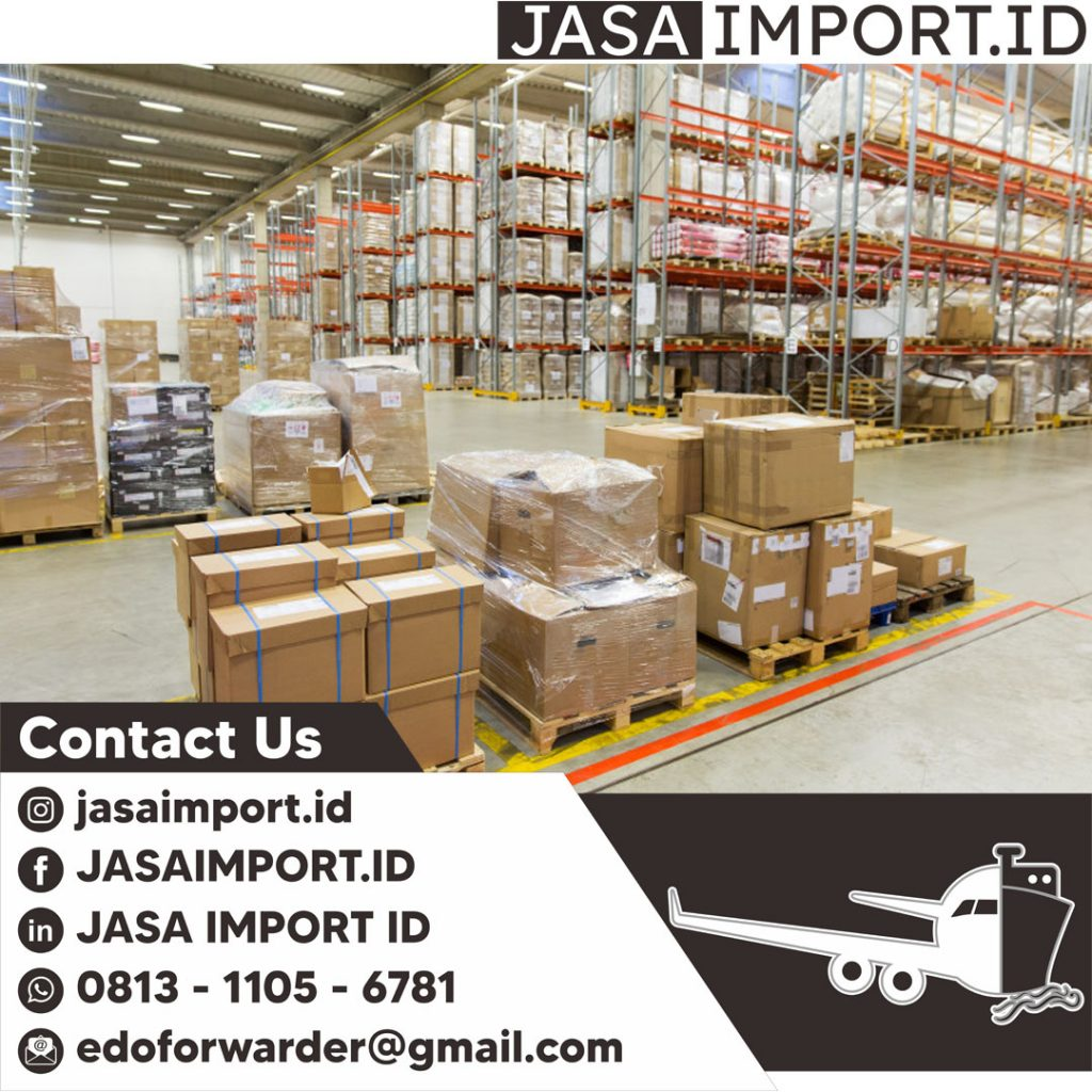 JASA IMPORT DOOR TO DOOR | JGC CARGO | 081311056781