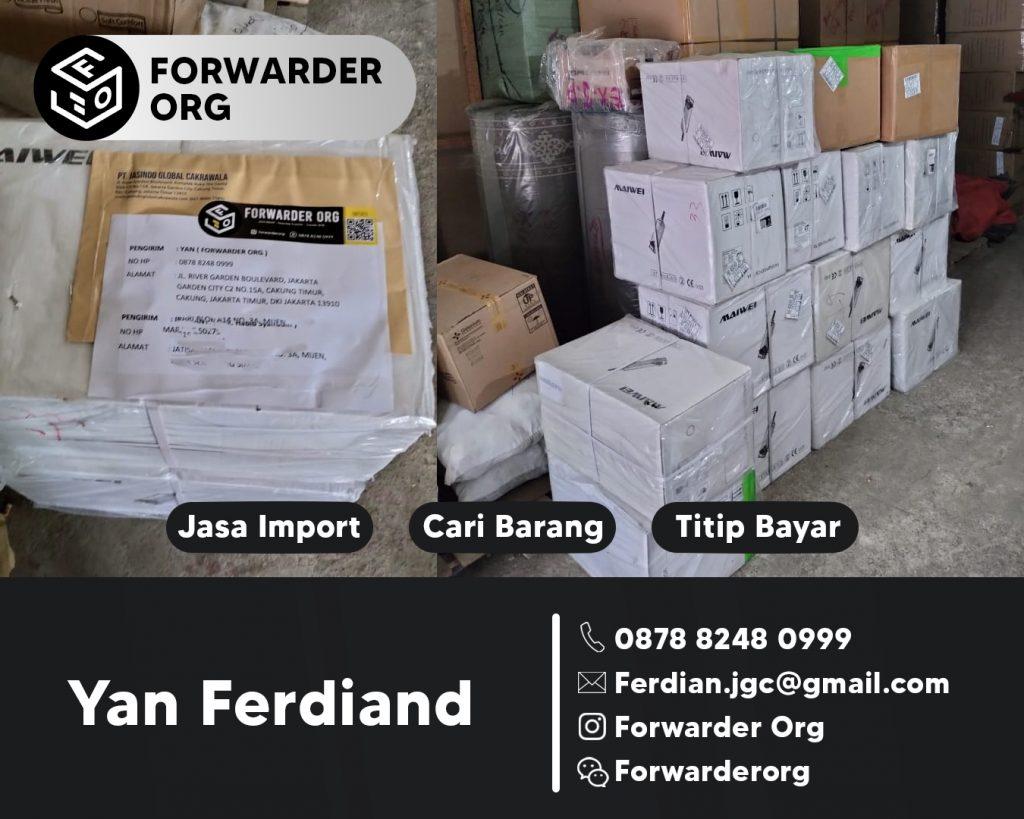 Jasa Import Mesin Alat Kesehatan dan Sparepartnya | JGC CARGO