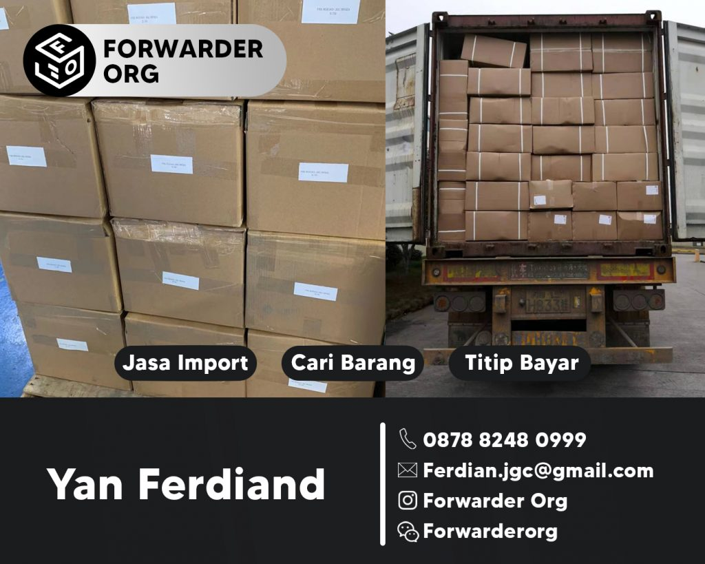 Jasa Import Benang Nylon dan Rubber dari China | JGC CARGO