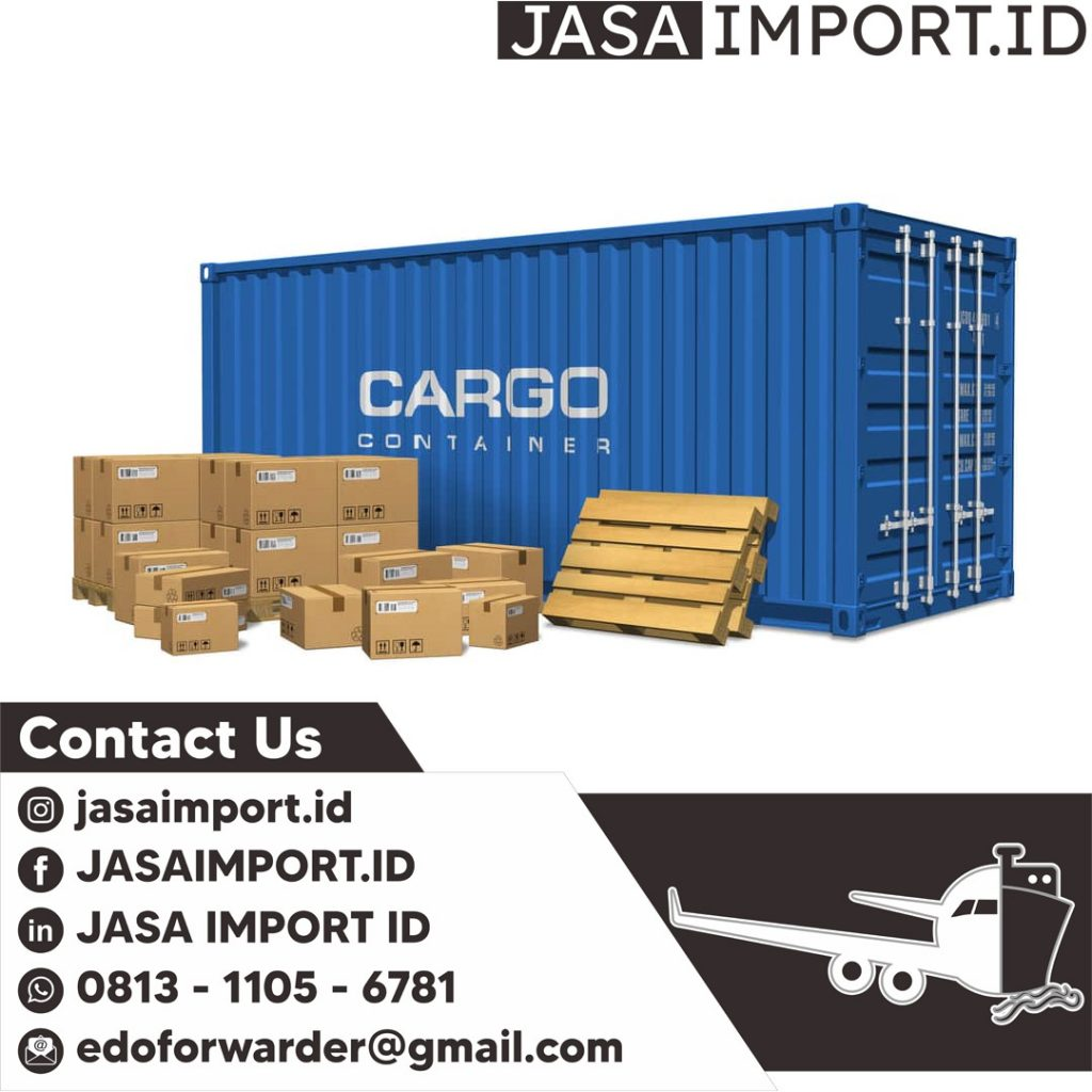 JASA IMPORT DOOR TO DOOR | PER M3 / KG | JGC CARGO