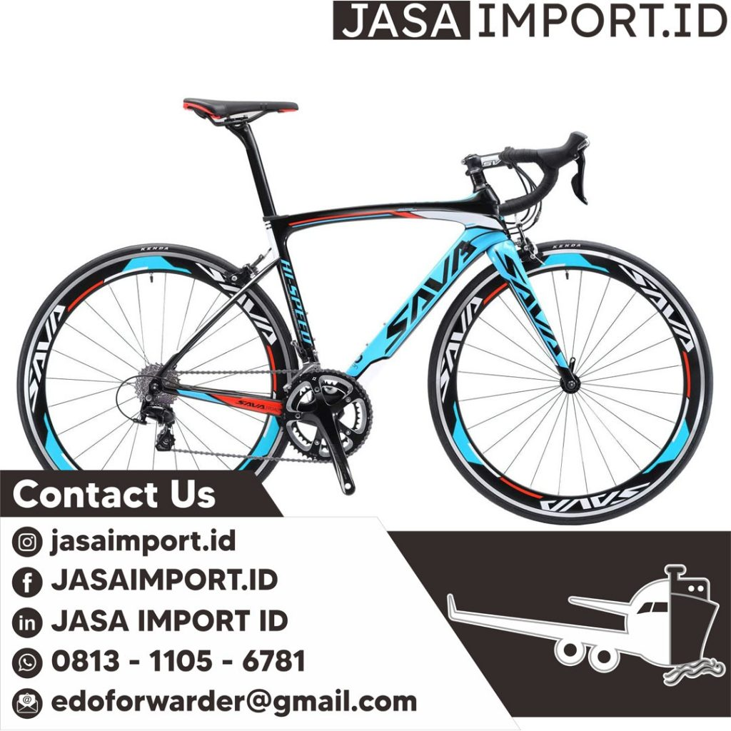 JASA IMPORT ROAD BIKE | JGC CARGO | 081311056781