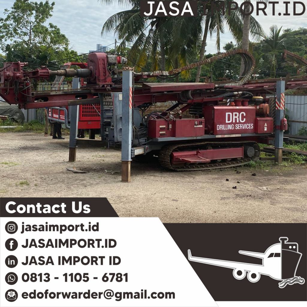 JASA IMPORT MESIN SECOND | JGC CARGO | 081311056781