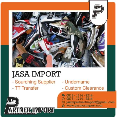 JASA IMPORT SEPATU | JGC CARGO | 081317149214