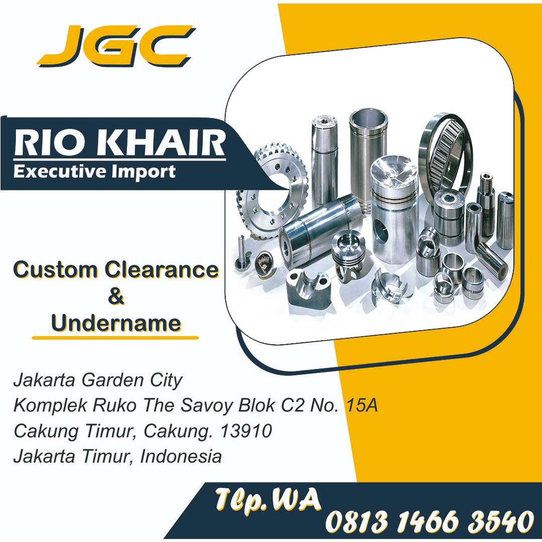 Jasa Import Sparepart Dari China  JGC Cargo  081314663540
