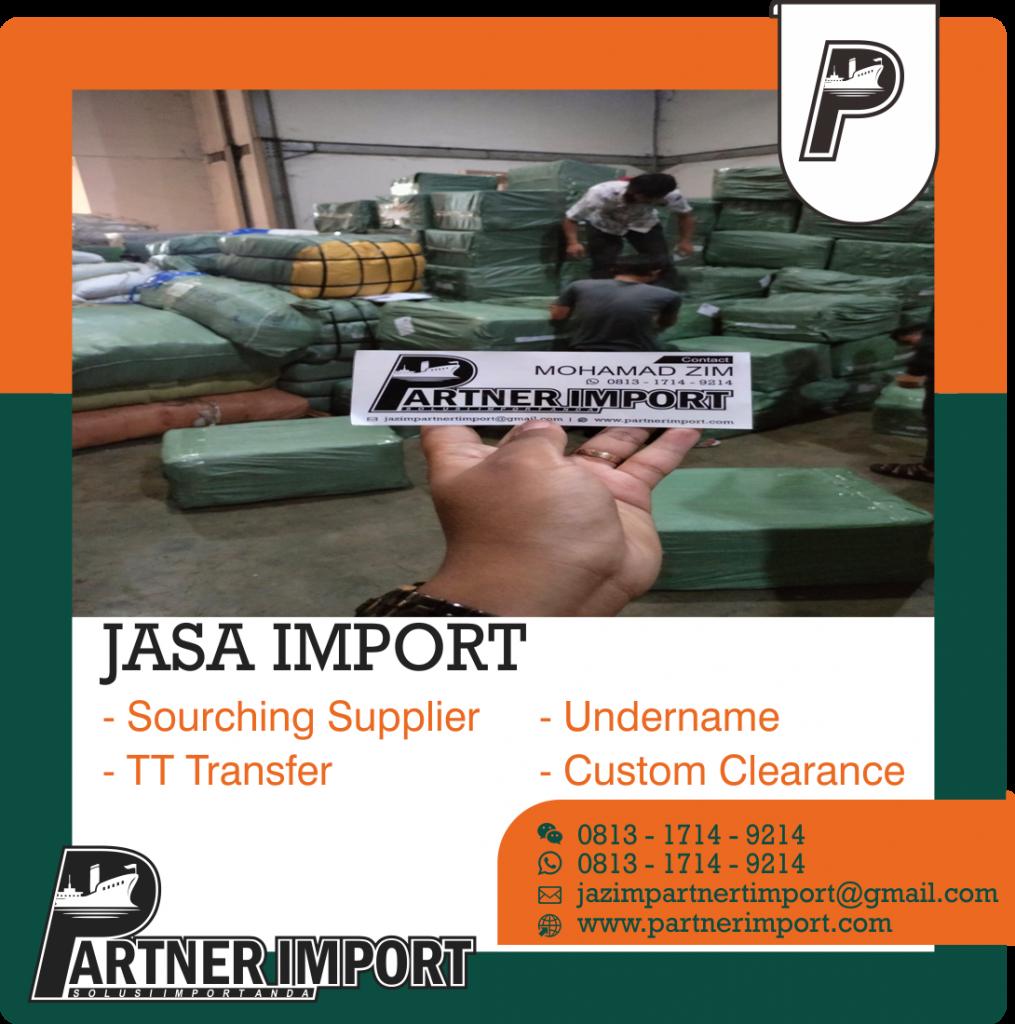 JASA IMPORT TERPERCAYA | JGC CARGO | 081317149214