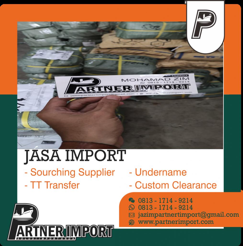 JASA IMPORT BERPENGALAMAN | JGC CARGO | 081317149214