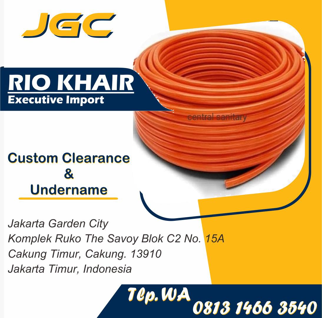 Jasa Import Barang Umum   JGC Cargo