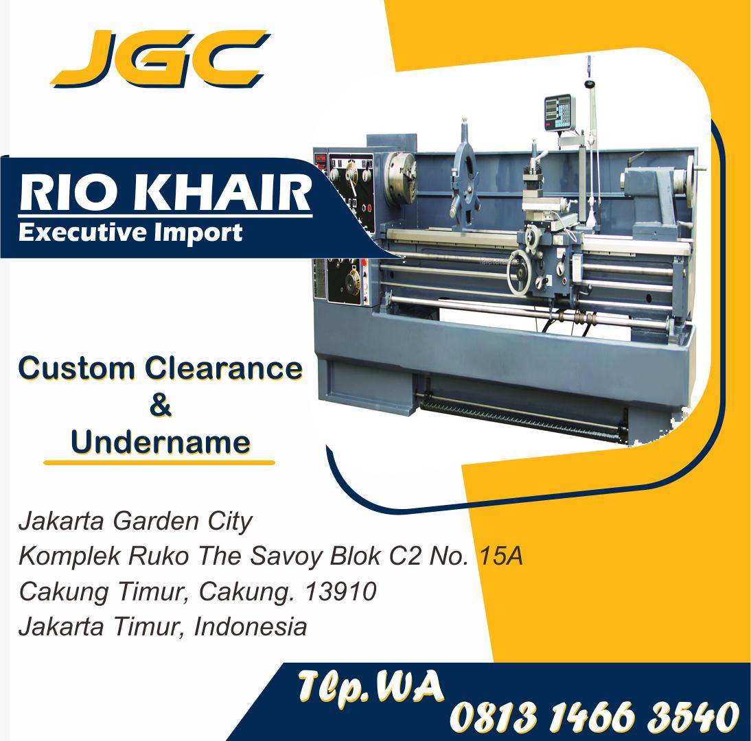 Jasa Import & Pengurusan Beacukai   JGC Cargo