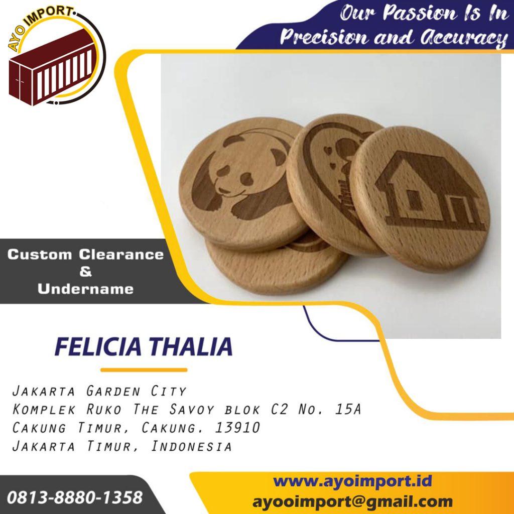 Jasa Import Wodden Product |JGC CARGO | 081388801358